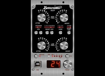 Bettermaker EQ 502P