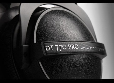 Beyerdynamic DT770 Pro Limited Edition 32 Ohm