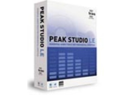 BIAS Peak Studio LE