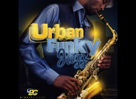 Big Citi Loops URBAN FUNKY JAZZ