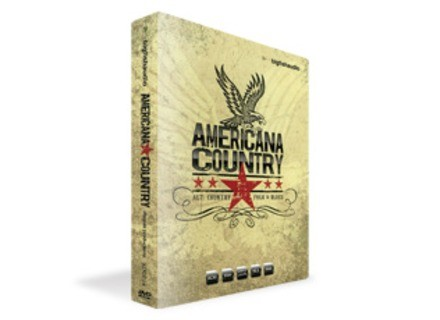 Big Fish Audio AMERICANA COUNTRY