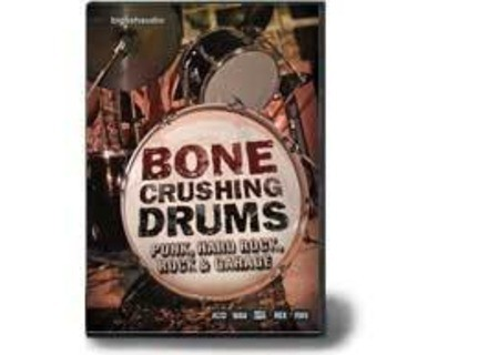 Big Fish Audio Bone Crushing Drums