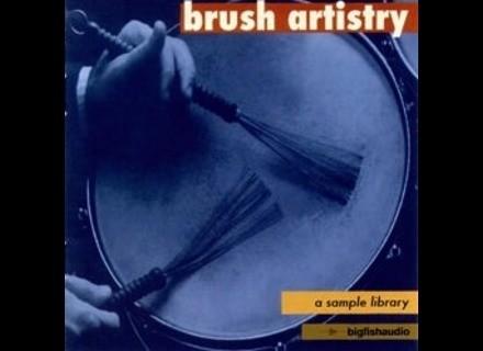 Big Fish Audio Brush Artistry