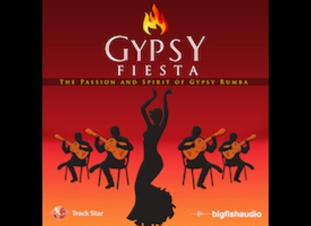 Big Fish Audio Gypsy Fiesta