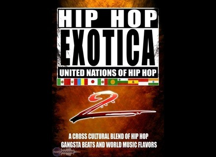 Big Fish Audio Hip Hop Exotica 2