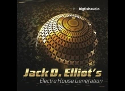 Big Fish Audio Jack D. Elliot's Electro House Generation