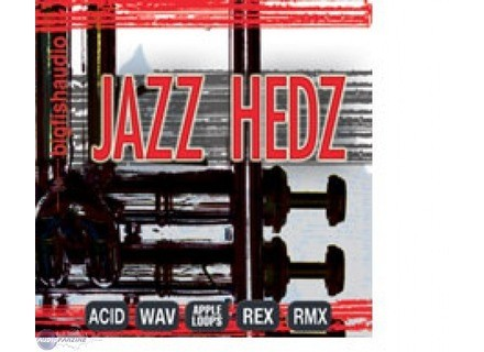 Big Fish Audio Jazz Hedz