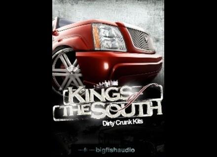 Big Fish Audio Kings of The South: Dirty Crunk Kits