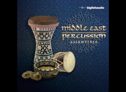 Big Fish Audio Middle East Percussion Essentials