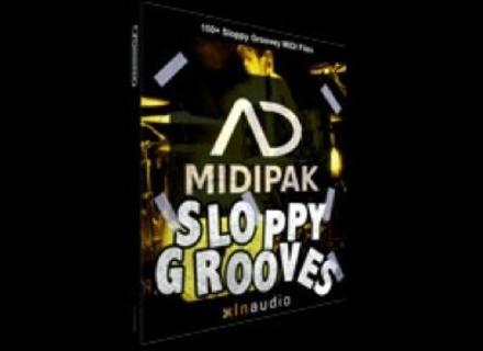 Big Fish Audio MIDI Pak Sloppy Groove