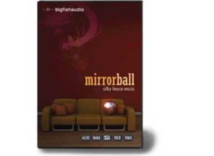 Big Fish Audio Mirrorball: Silky House Music
