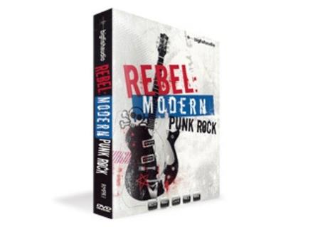 Big Fish Audio REBEL / MODERN PUNK ROCK