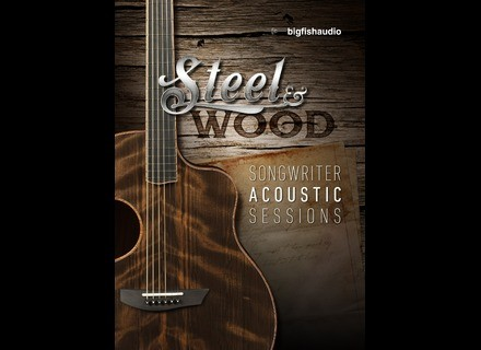 Big Fish Audio Steel and Wood