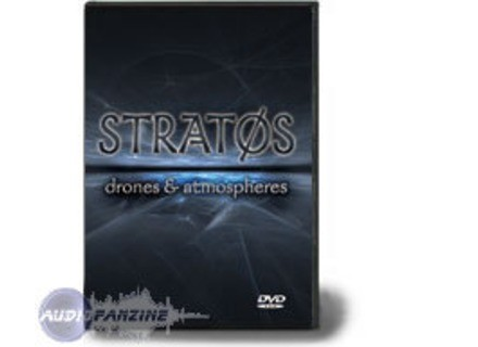 Big Fish Audio Stratos: Drones & Atmospheres Construction Kits