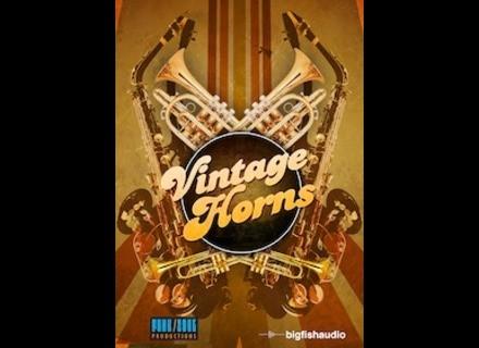 Big Fish Audio Vintage Horns