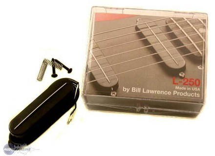 Bill Lawrence USA L-250