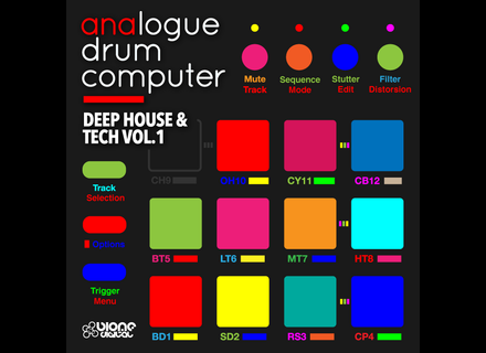 Biome Digital Deep House & Tech Vol.1