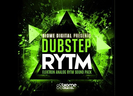 Biome Digital Dubstep Rytm Analog Rytm Sound Pack