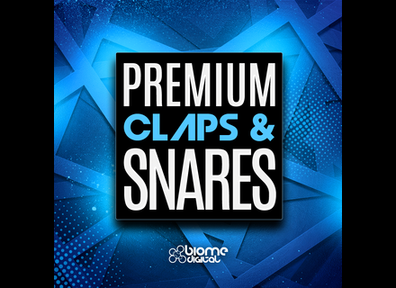 Biome Digital Premium Claps & Snares