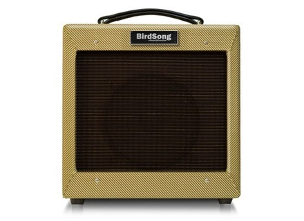BirdSong Amplification Merlin – '57 Princeton/Champ