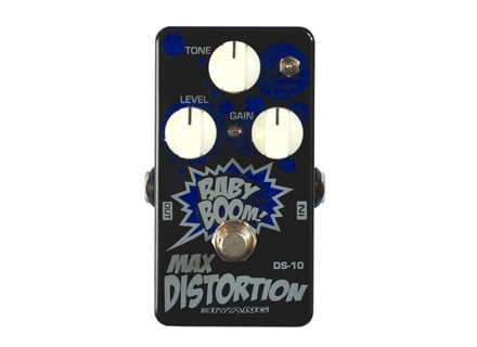 Biyang DS-10 Max Distortion