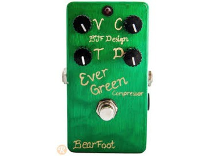 BJFe / BearFoot Ever Green Compressor