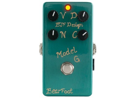 BJFe / BearFoot Model G
