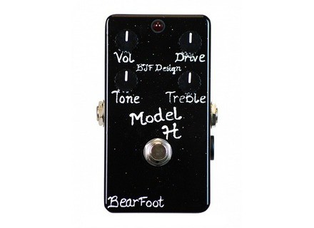 BJFe / BearFoot Model H
