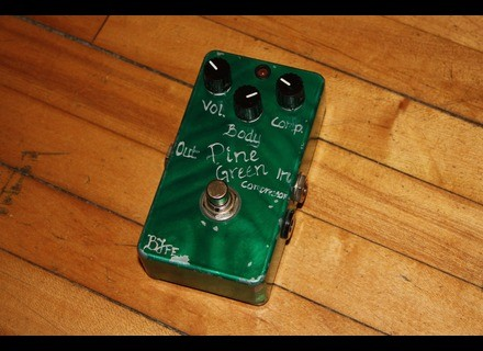 BJFe / BearFoot Pine Green Compressor