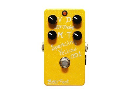 BJFe / BearFoot Sparkling Yellow OD1