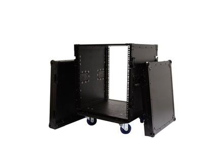 Black Case Rack 12U