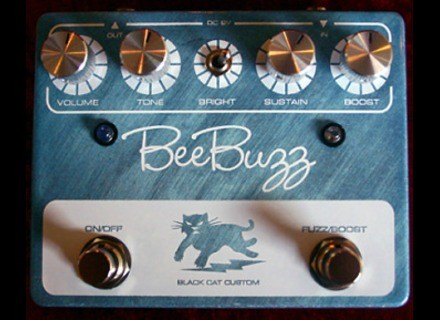 Black Cat Pedals Bee Buzz
