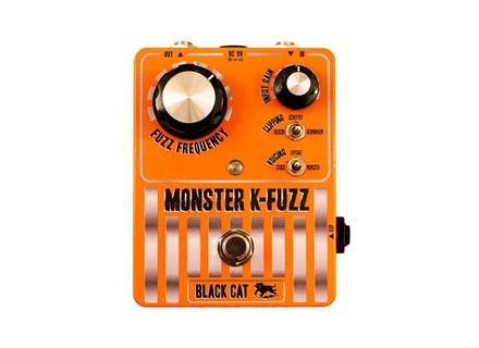 Black Cat Pedals Monster K-Fuzz Stompbox