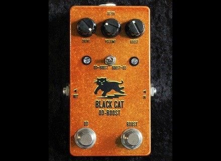 Black Cat Pedals OD-Boost