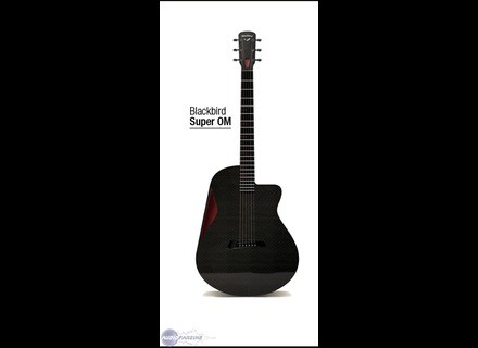 Blackbird Guitars Super-OM