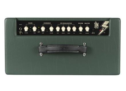 Blackstar Amplification Signature