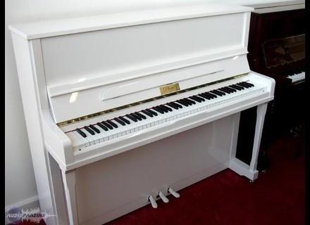 excellent piano pour d buter son chaud non m talliques avis blondel sarabande 120 white. Black Bedroom Furniture Sets. Home Design Ideas