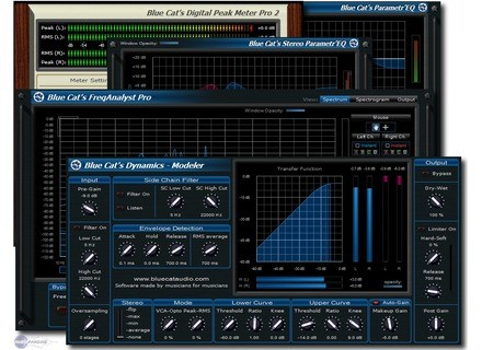 Blue Cat Audio Blue Cat's Master Pack