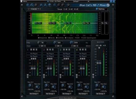 Blue Cat Audio MB-7 Mixer 2