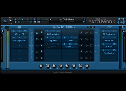 Blue Cat Audio PatchWork 2