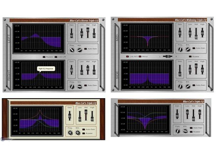 Blue Cat Audio Triple EQ