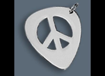 Blue Music Tools Blue Eagle Silver Peace & Love
