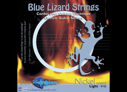 Blue Music Tools Blue Lizard Electric Strings 09/42
