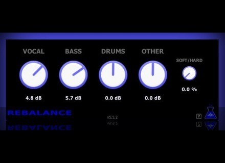 BlueLab Rebalance