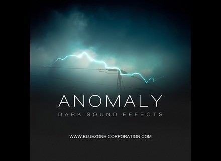 Bluezone Anomaly - Dark Sound Effects