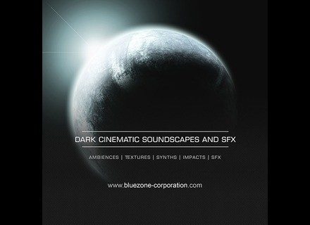 Bluezone Dark Cinematic Soundscapes and Sound Effects