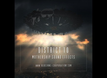 Bluezone District 10 - Mothership Sound Effects