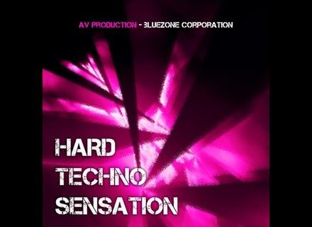 Bluezone Hard Techno Sensation
