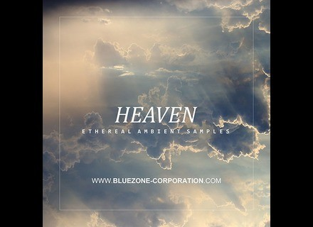 Bluezone Heaven - Ethereal Ambient Samples