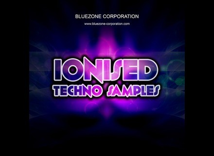 Bluezone Ionised Techno Samples